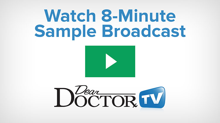 Watch 8-Minute DDTV Sample Broadcast